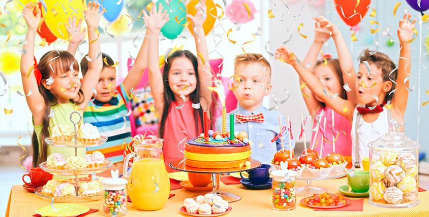 """Детские праздники на выбор от творческой мастерской """"Феникс"""""""