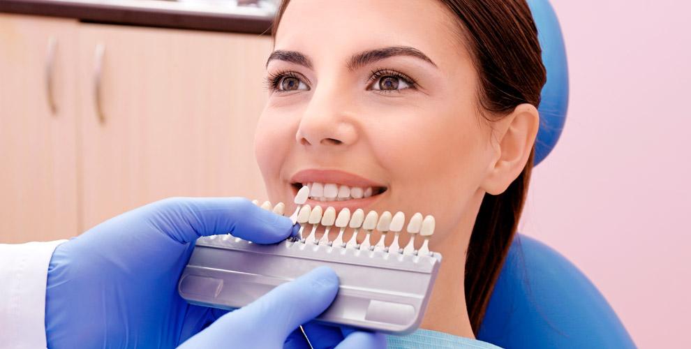 Косметическое отбеливание зубов всалоне красоты Volos_Volos
