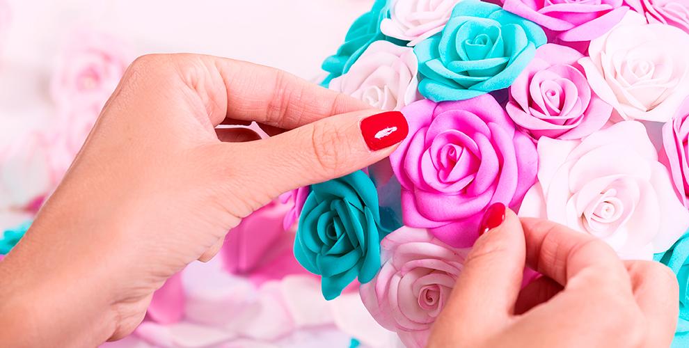 Шоколадные розы и букеты от шоколадного ателье Candy_rose74