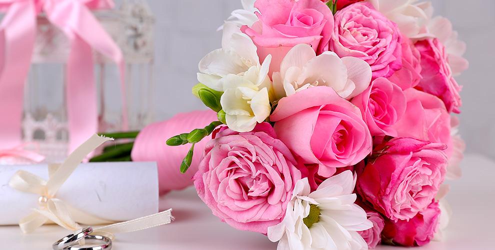 """Живые цветы в коробке, композиции и ассортимент цветов в интернет-магазине """"Жасмин"""""""