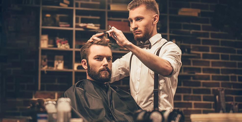 Оформление бороды, мужские и детские стрижки в Barber club BARBA