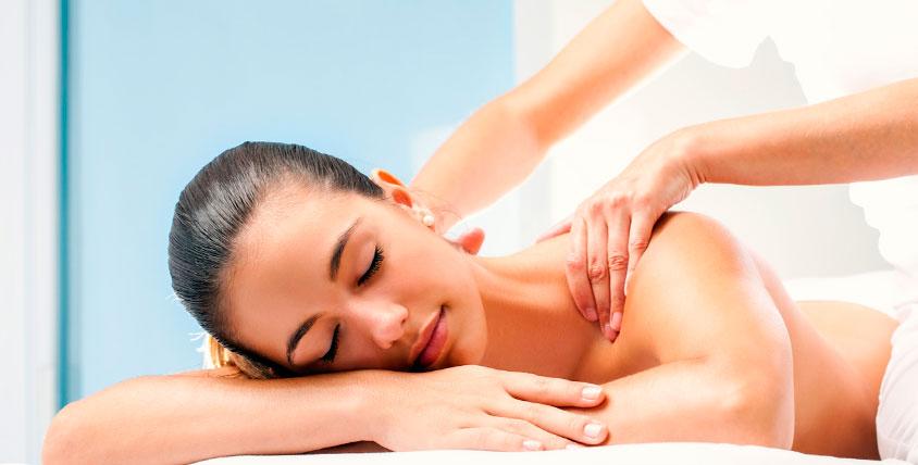 Классический массаж спины, сеансы стоун-массажа и не только в массажном кабинете