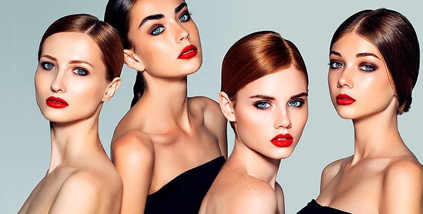 Перманентный макияж бровей, губ, век и мушки в мастерской красоты Ольги Потаповой