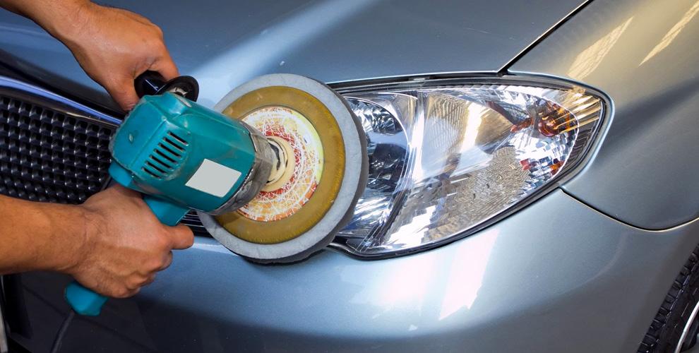 «Автосервис 007»:полировка фарипокраска элементов автомобиля, замена масла