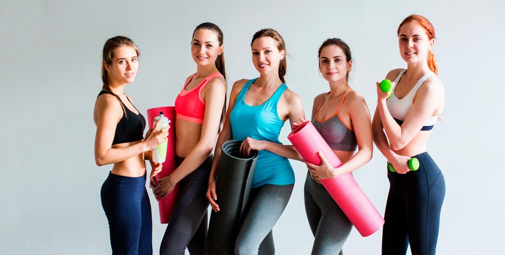 Занятия по направлению на выбор для детей и взрослых в студии jVita Fitness
