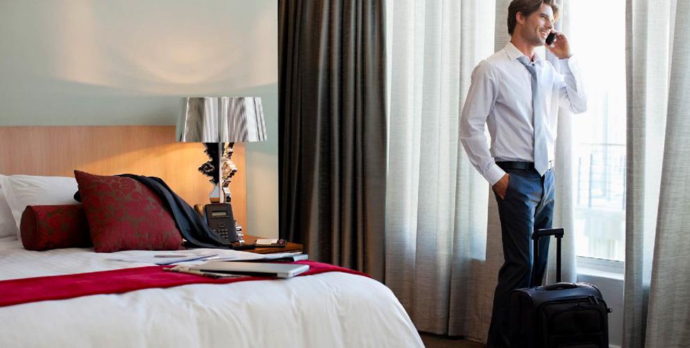 Проживание в номерах «Стандарт», «Полулюкс» и «Люкс» в отеле Verona Hotel в Москве