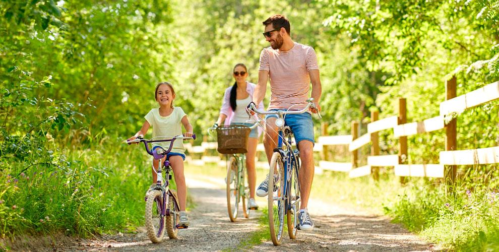Прокат велосипеда, роликов, самоката и лонгборда от сети компаний «Прокат #1»
