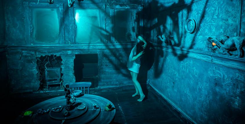 Квест от компании Thebestquest. Узнайте страшную тайну и освободите дух несчастной жертвы!