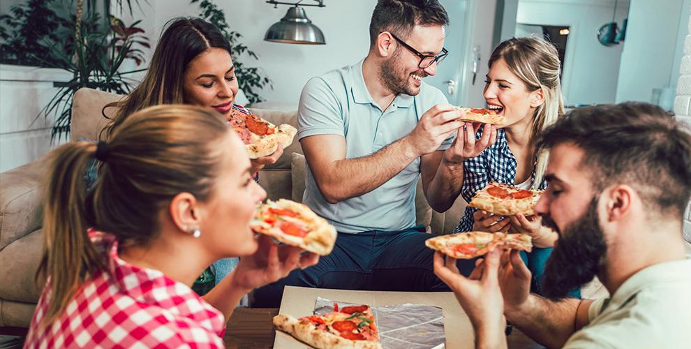 Пицца, суши иосетинские пироги отслужбы доставки Corleone Food