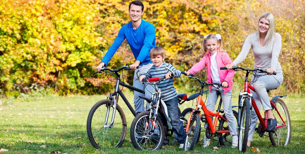Прокат и обучение езде на велосипеде в компании «ВелоПоляна»