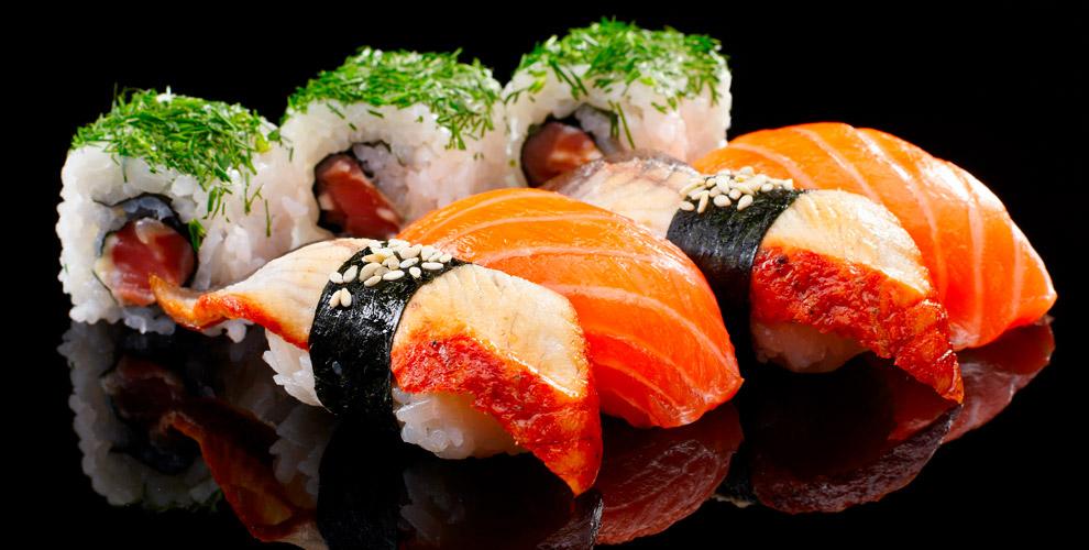 «Суши Кат»:японское меню игорячие закуски