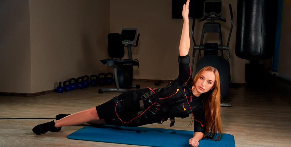 Индивидуальные EMS-тренировки и лимфодреннажный массаж в клубе «Эрудит