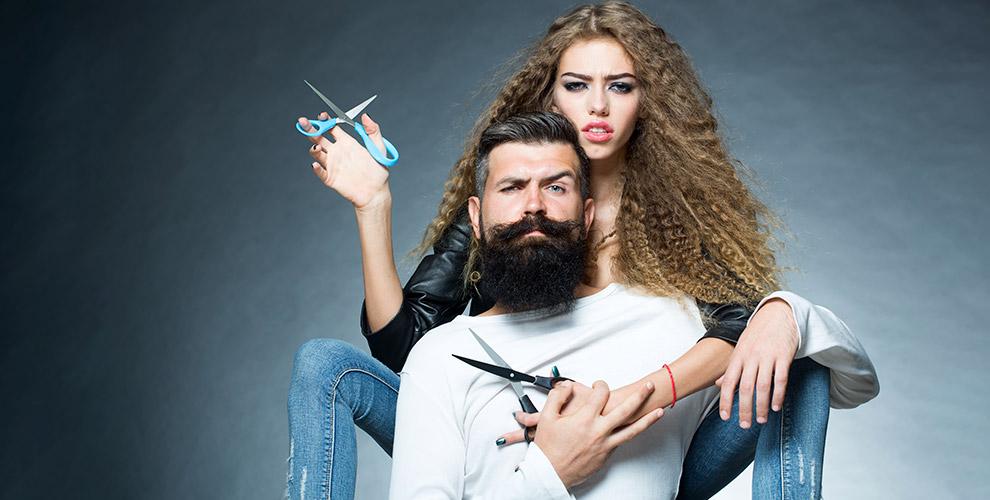 Мужские, детские стрижки, моделирование бороды вбарбершопе Master Omer
