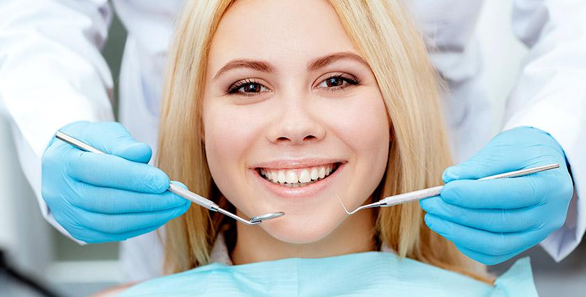 """Лечение кариеса, удаление зубов и установка пломбы в клинике """"Элика Дент"""""""
