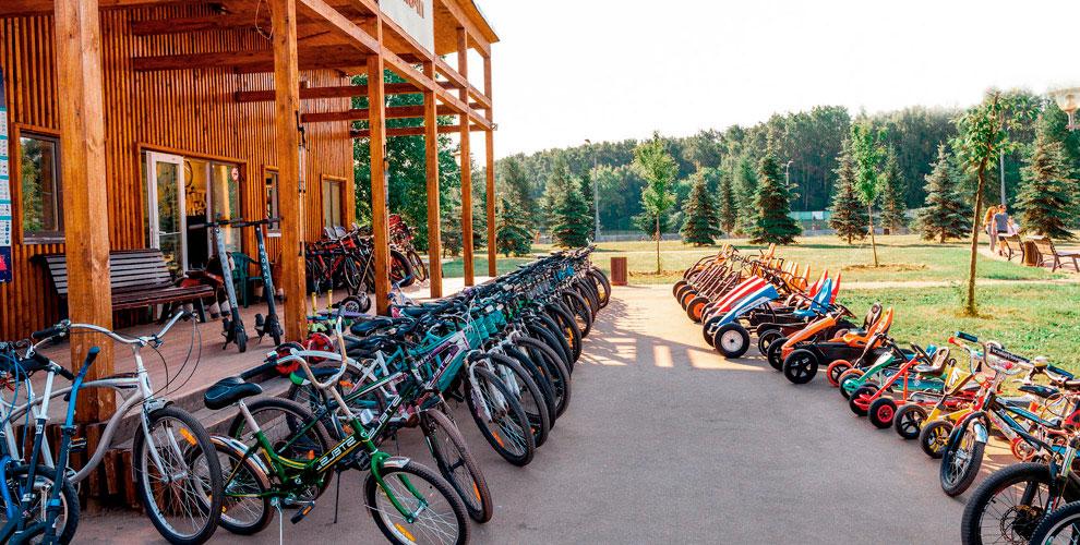 Прокат велосипедов, самокатов, скейтов, роликов, веломобиля откомпании «КутиКатай»