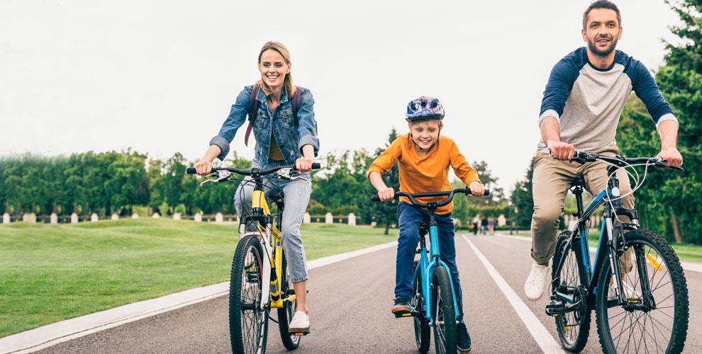 Прокат велосипеда, самоката, скейтборда ивелокресла откомпании Mirrey Sport