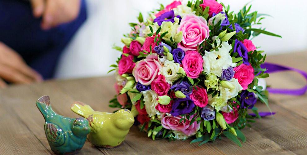 Желанные букеты и цветочное изобилие в сети студий цветочного дизайна Florissimo