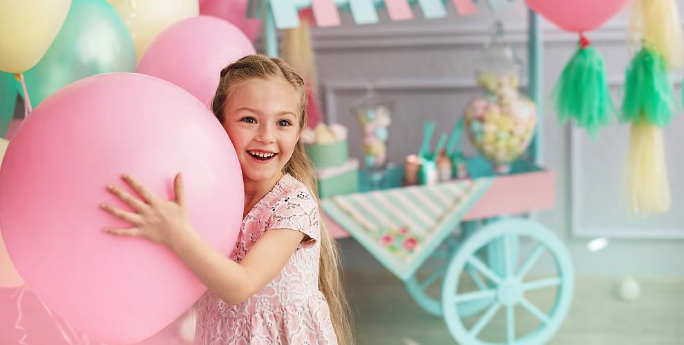 Гелиевые шары, композиции и детские праздники с аниматорами в агентстве «Абордаж»