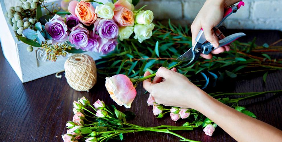 Курсы флористики, мастер-классы и не только в школе Flora.Style
