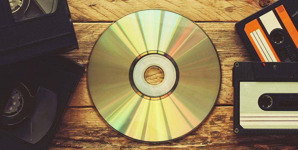Оцифровка кассетных видеозаписей в компании Flash96