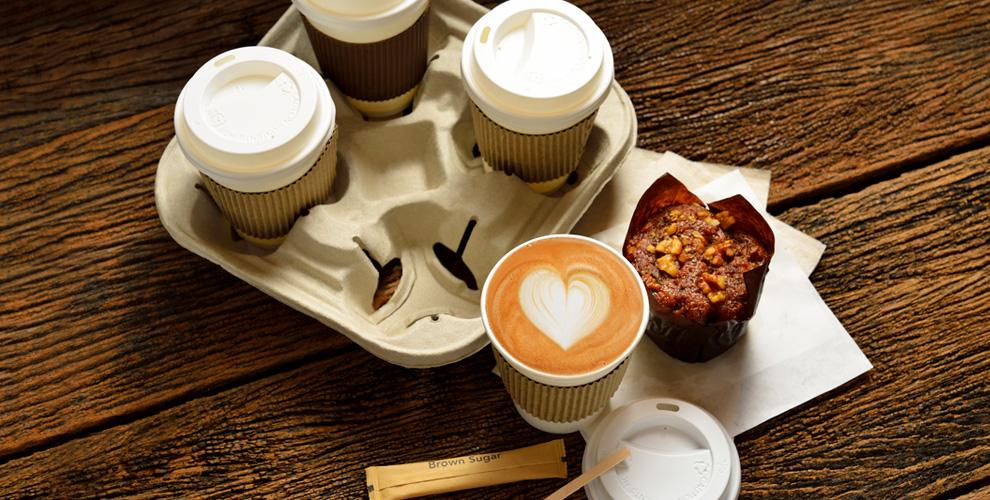 Кофейня Panda Coffee: эспрессо, американо, капучино, какао, горячий шоколад и другое