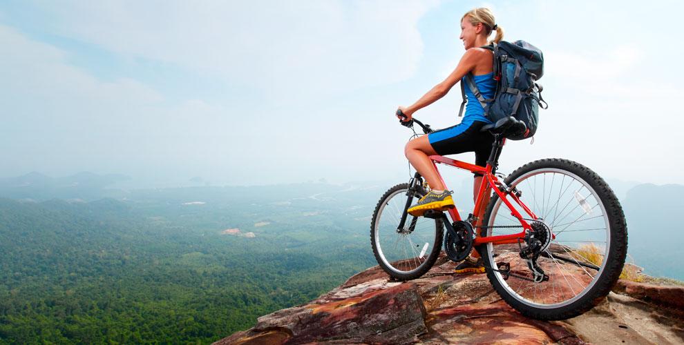 LukA.bike: прокат велосипедов иэкскурсия-велопоход наБелую Гору