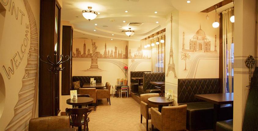 """Ваши любимые блюда в приятной атмосфере семейного кафе """"Сю Си Пуси"""". Все меню кухни и напитки без ограничения суммы чека"""