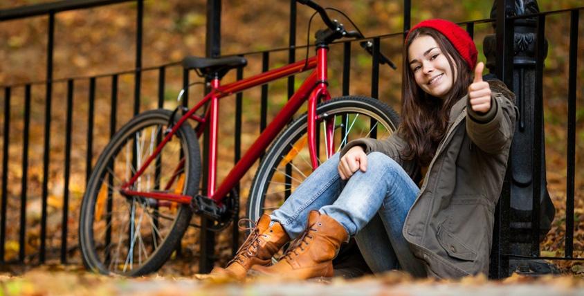 """Вперед - навстречу приключениям! Дневной и ночной прокат велосипеда от компании """"Велопрокат № 1"""""""
