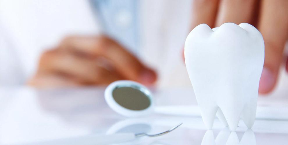Профессиональная гигиена полости рта и лечение кариеса в стоматологии «Классик-Дент»