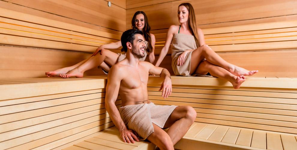«Веселый Роджер»: финская парная, бассейн икомната отдыха