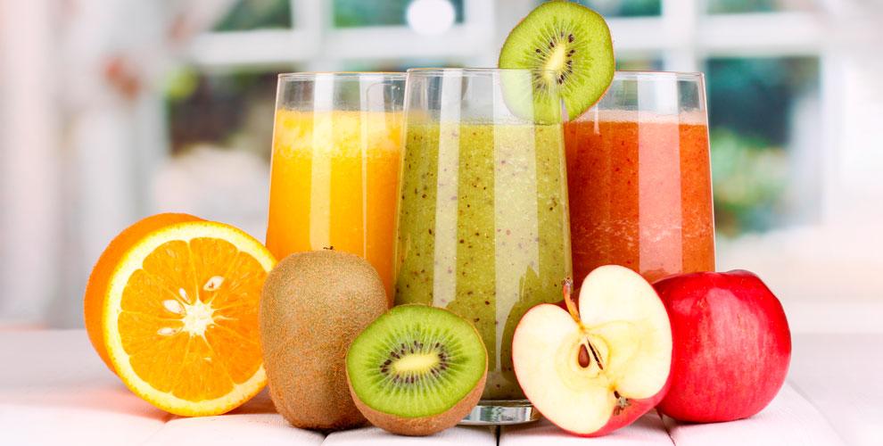 Свежевыжатые соки и смузи от Fresh juice в ТРК «Горки»