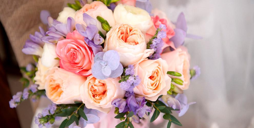 Розы, тюльпаны, хризантемы, букеты и другое в студии Ohara