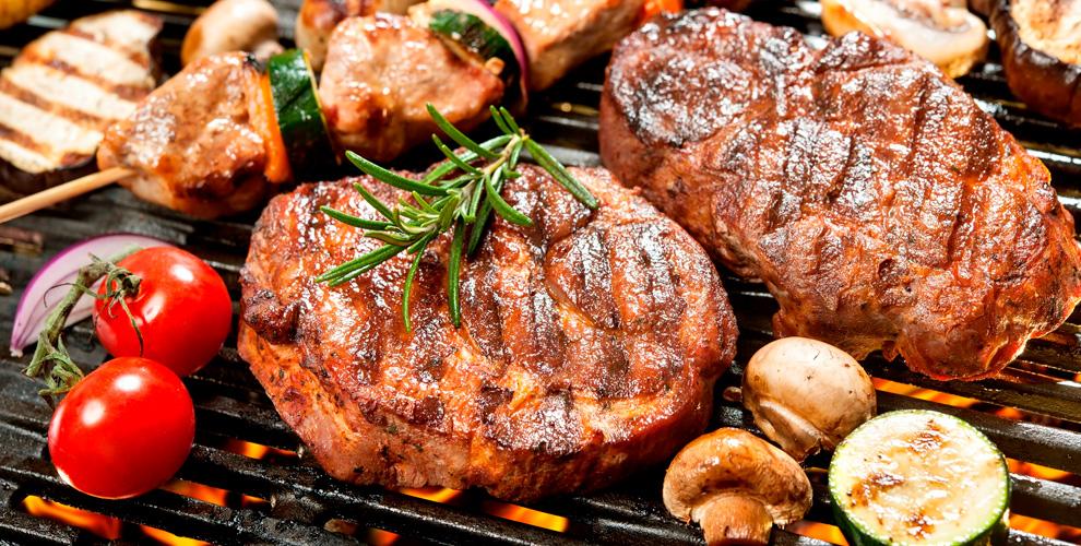 «BIGБЫКСТЕЙК ХАУС»: супы, салаты, паста, закуски, блюда изрыбы имяса