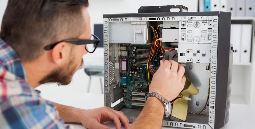 «РС- Сервис»: ремонт мониторов, чистка компьютера ипрошивка планшета