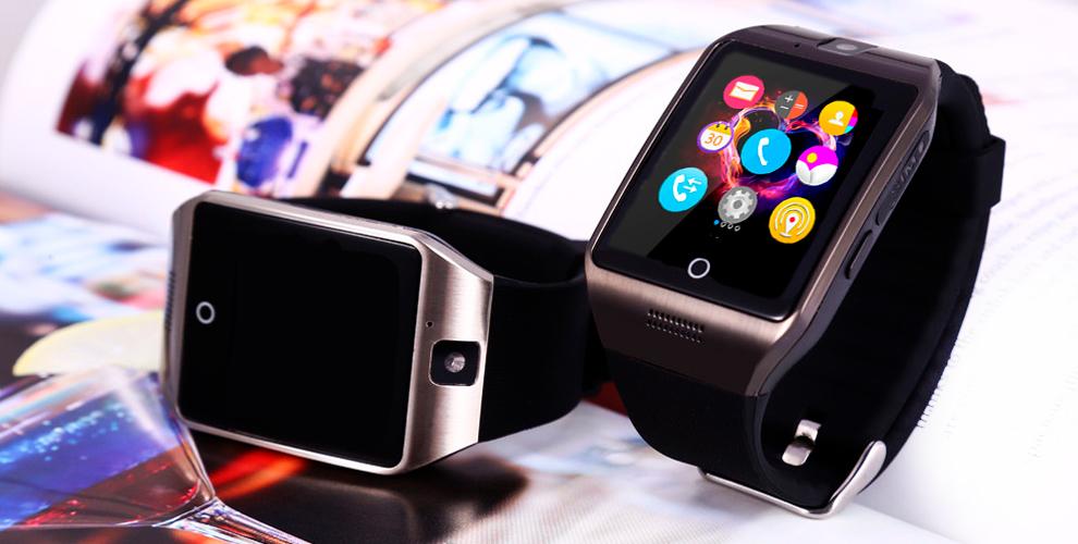 Умные часы Q18S для взрослых от компании SmartBabyWatch66