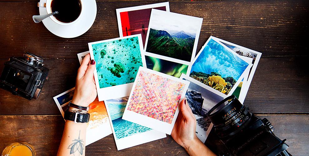 Печать фотографий, визиток, изображений на кружках и чехлах от компании Flash96