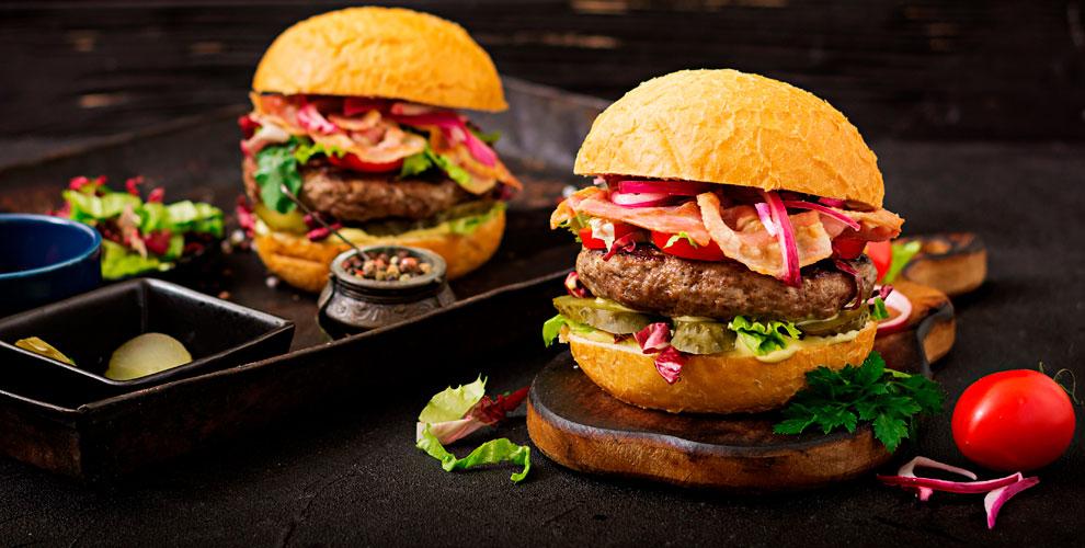 Ресторан быстрого питания «Гриль-Хаус»: ребрышки, шаурма, люля-кебаб, бургеры, морс