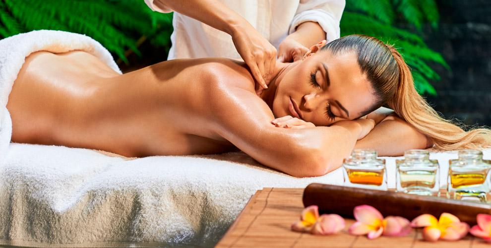 """Тайский oil-массаж, программа """"Бразильская попка"""" и другое в SPA-салоне AmanDelice"""