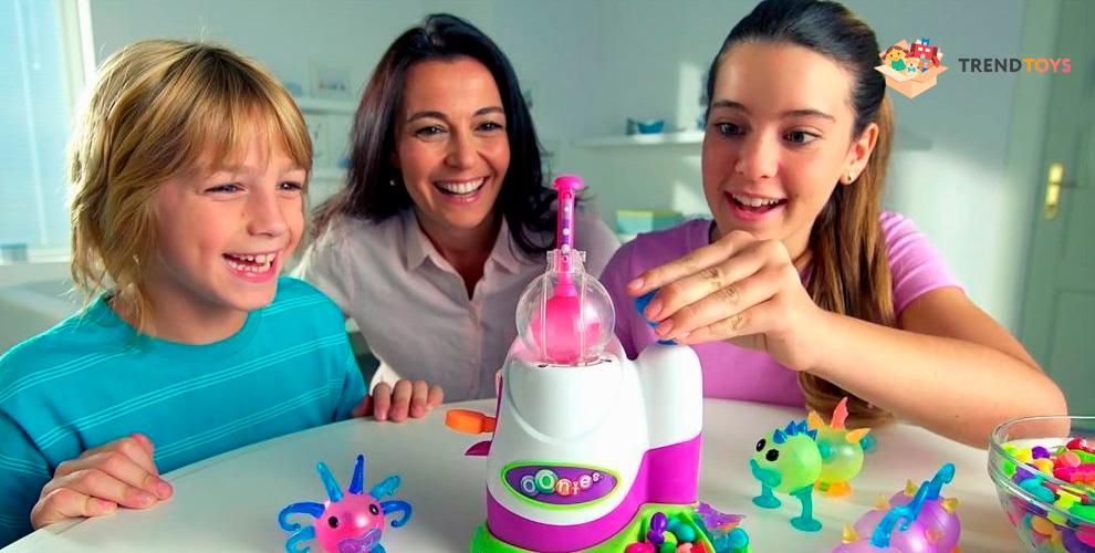 Наборы длянадувания Oonies отинтернет-магазина игрушек Trend Toys