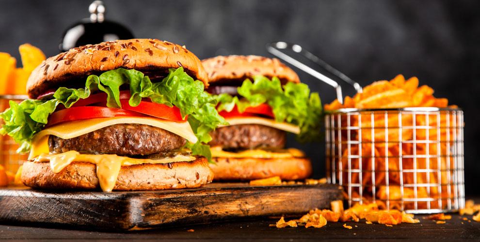 Pappa Mexico: бургеры, сэндвичи, гриль, горячее, салаты и мексиканские блюда