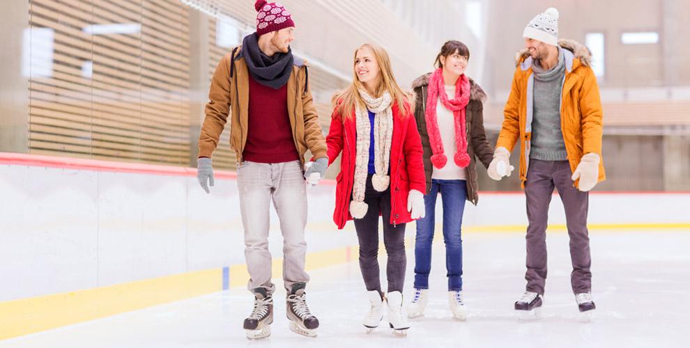 «Дворец ледовых видов спорта»: билеты накаток длявзрослых идетей