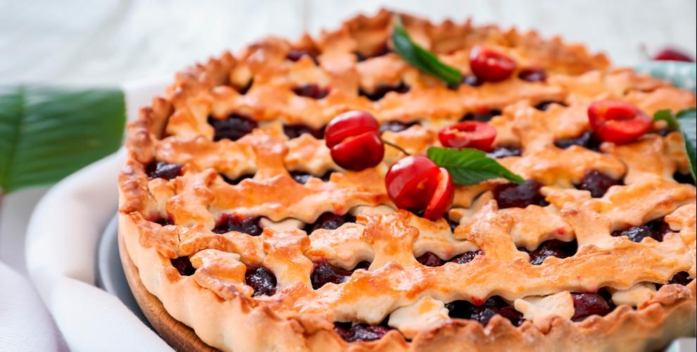 Пироги из сдобного и слоёного теста от пекарни «Мельница»