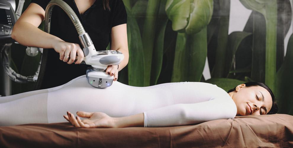 LPG-массаж, RF-лифтинг,омоложение и эпиляция диодным лазером всалоне «VP-стиль»