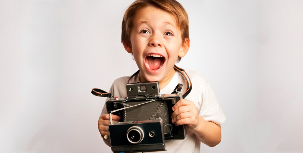 """Фотокурс для детей и подростков в центре фотографии """"Март"""""""