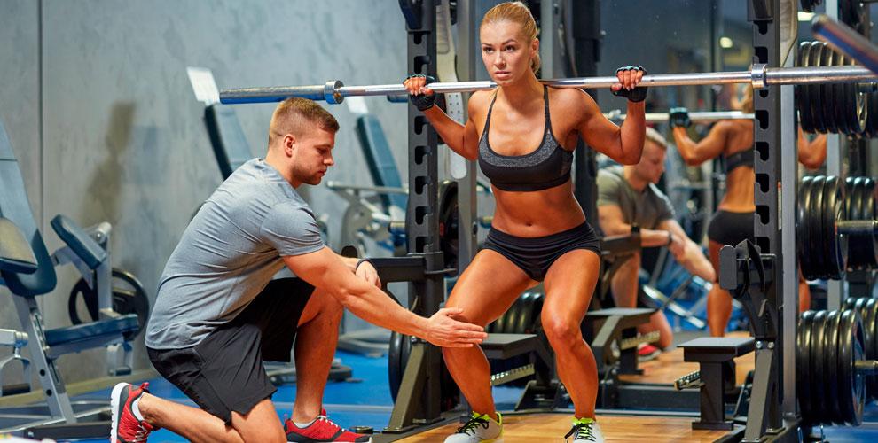Безлимитное посещение тренажерного зала в сети фитнес-клубов «5 элементов»