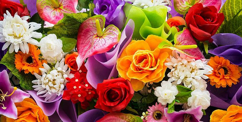 """Роскошные букеты, розы Эквадор, лилии, гвоздики и лепестки роз от цветочной лавки """"Лавандыш"""". Для цветов не нужен повод!"""