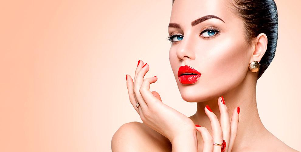 Микроблейдинг и перманентный макияж бровей, век и губ в центре Anna Belle