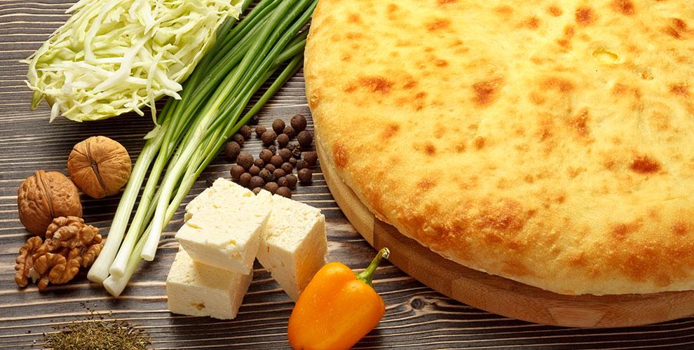 «Фабрика пирогов»: меню осетинских пирогов