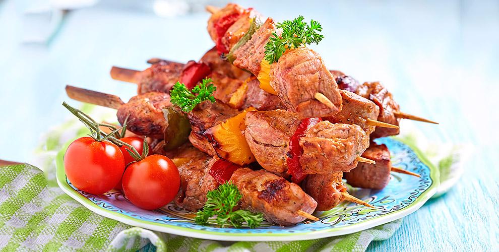 """""""Служба доставки шашлыка"""": аппетитная свиная шейка, люля-кебаб, баранина и не только"""