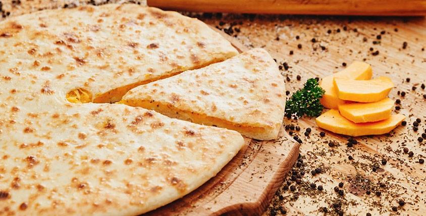 """Осетинские мясные, сырные, овощные пироги и не только от пекарни """"Алан Мос"""""""